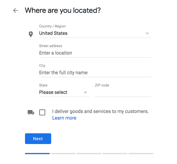 Dịch Vụ Đăng Ký Xác Minh Và SEO Vị Trí Google Maps