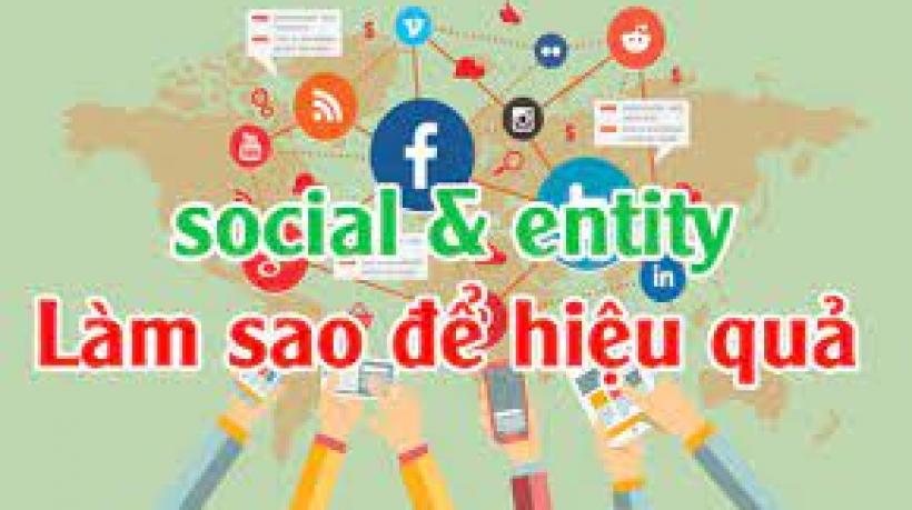 Quy trình chăm sóc Social Etity