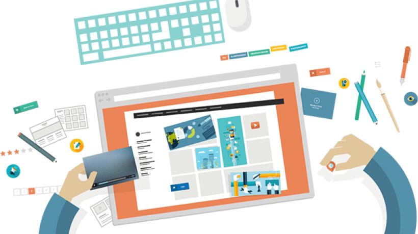 Khóa học thiết kế Website không lập trình là gì?