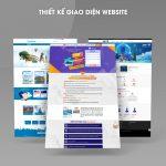 Giao diện website bán hàng đẹp đơn giản